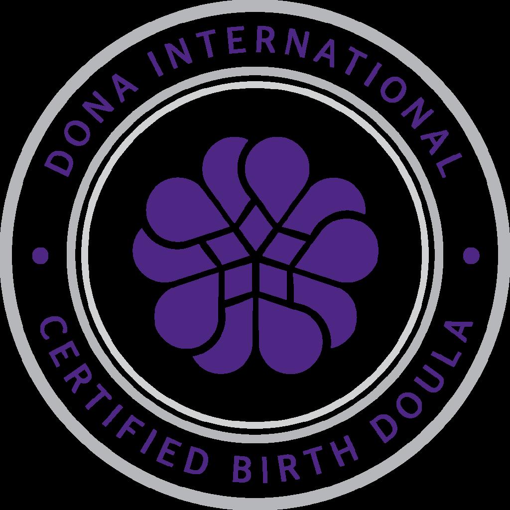 Dona International Doula Certification Logo