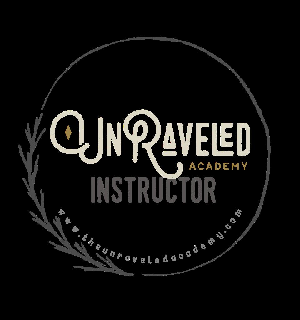 Unraveled Instructor Logo